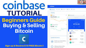 Enter your details and start trading now! Coinbase Review Beginners Guide On How To Buy Sell Bitcoin Youtube