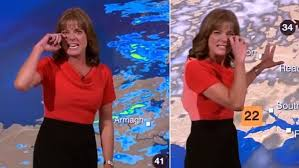 22 people named louise lear living in the us. Bbc Weather Presenter Louise Lear Is Overcome With Uncontrollable Laughing Fit Live On Air Daily Mail Online
