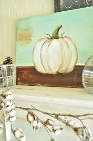 Painting Canvas You Can Paint A Pumpkin Canvas Art Skills Not Required Step By