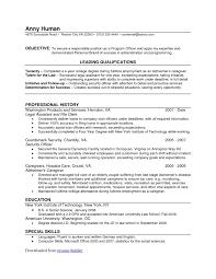 Federal Job Resume Template Resume Cv Federal Job Resume Template Federal Job Resume Template 18