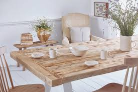 country home dining tables