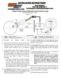air fuel ratio meter wiring diagram within aem gauge wellread aem wideband wire diagram Aem Wideband Wire Diagram #28