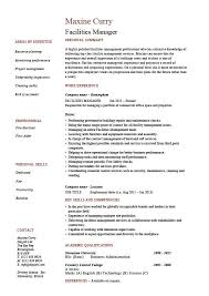 Leasing Manager Resume Letter Example
