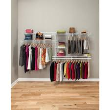sturdy hanging closet organizer. Wonderful Closet White Wire Closet Organizer Kit On Sturdy Hanging E