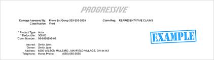 Progressive Quote Number Gorgeous Progressive Quote Number Brilliant How To Read A Car Repair Estimate