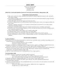 Health Insurance Customer Service Representative Resume 4k