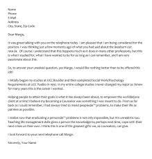 Thank You Letter After Getting The Job Sample 28 Best Phone Interview Thank You Letter Email Samples
