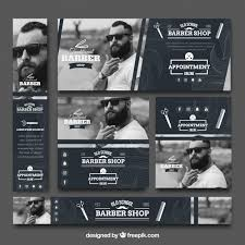 barber flyer barber flyer templates free download barber vectors s and psd files