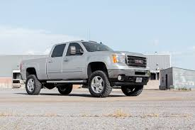 3.5in Bolt-On Suspension Lift Kit for 11-18 Chevy / GMC 2500HD ...