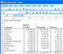 Budget Excel Sheet Spreadsheet Free Download Family Monthly Template ...