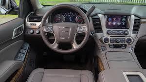 Comparison - Buick Enclave Premium Group 2015 - vs - GMC Yukon XL ...