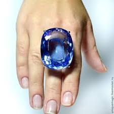 Купить <b>Кольцо</b> с <b>топазом Swiss</b> blue. Серебро 925 пр ...