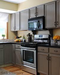 To Redo Kitchen Cabinets Wonderful Taupe Kitchen By Jenna Of Sas Designs In Saratoga