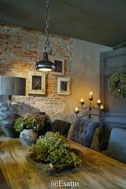 Best  Rustic Dining Rooms Ideas That You Will Like On Pinterest - Living and dining room