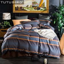 tutubird 100 luxury egyptian cotton bedding set mandal bohemia style bed set long staple duvet covers soft bedclothes for home pink duvet cover super king