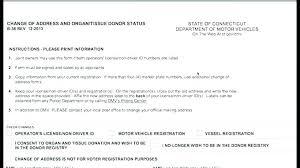 Change Of Address Template Free Resignation Letter Template Free Change Of Address Personal