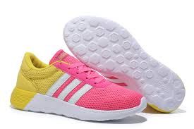 adidas shoes pink 2016. women 2016 adidas running shoes mesh neo series summer honeycomb breathable large sports 4 020 pink