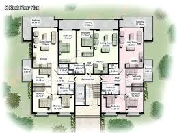Apartment Building Plans Design Simple Inspiration