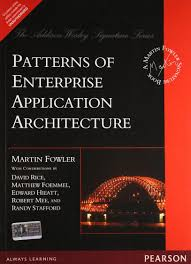 Microservices Design Patterns Martin Fowler Patterns Of Enterprise Application Architecture Martin