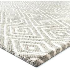 gray outdoor rug threshold indoor outdoor diamond runner grey diamond cad a liked on featuring home