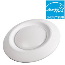 Disk Lights Commercial Commercial Electric 6 In Soft White Recessed Led Can Disk