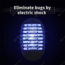 Electric Shock Mosquito Lamp Mosquito Killer Mini Mosquito Lamp ...