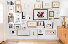 Wall Design Photos Gallery 11 Easy Ways To Put Together A Gallery Wall Chatelaine