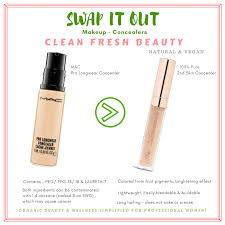 natural organic makeup update your makeup routines with these organic cosmetics brands organic beauty clean fresh beauty