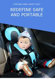 1 x car baby safety seat