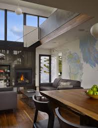 Art-Filled Interior Of Beet Residence Ushers In Contemporary Chic