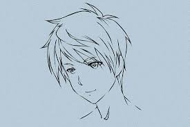 Nice and slow with easy instructions, you can comfortably watch this tutorial while you draw your own version. 6 Ways To Draw Anime Hair Wikihow Anime Hair How To Draw Anime Hair How To Draw Hair
