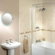 bathtub design shower splash guard s guards bathtub glass door menards half framed clear