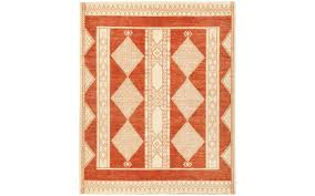sotheby s home designer furniture solo rugs chaga african area rug 8 2 x 9 8