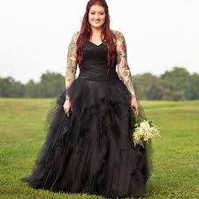 ball gown for plus size gothic black wedding dresses plus size ball gowns puffy ruffles