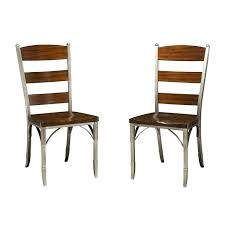distressed metal dining chairs impressive full size of dinning room and wood dining chairs wood and