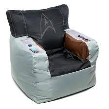 bean bag chair cover star trek command chair bean bag cover bean bag chair sewing pattern