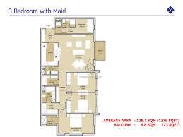 3 bedroom duplex floor plans. mudon views 3 bedroom duplex with maid floor plan plans
