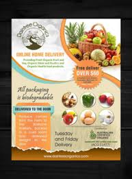 Flyer Design Food Delivery Service Flyer Designs 35 Flyers To Browse
