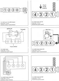 mitsubishi pajero wiring diagram images firing order diagram firing order diagram