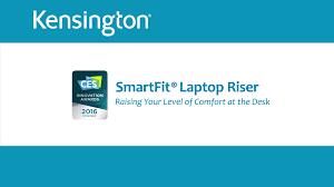 kensington smartfit laptop riser laptop stand 15 6 inch black dell united states