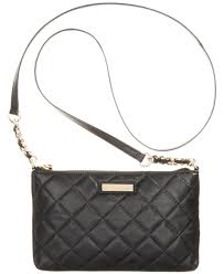 Calvin klein Chelsea Quilted Lamb Crossbody in Black | Lyst & Gallery. Previously sold at: Macy's · Women's Calvin Klein Crossbody Adamdwight.com