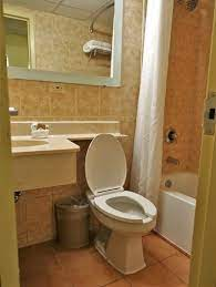 There's a sun deck that features an outdoor jacuzzi, a fully equipped business center, and a fitness facility. San Juan Airport Restroom Our New Bathrooms Picture Of San Juan Airport Hotel Puerto Rico Tripadvisor Orlando New York Fort Lauderdale Omuneviyog