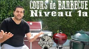 Cours De Barbecue Niveau 1a Youtube