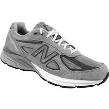 new balance walking shoes for men. new balance m 990 gl4 running shoes - mens grey walking for men