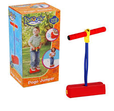 Kidoozie Foam Pogo Jumper BEST Toys for 4 Year Old Boy- What To Buy Them Birthday and