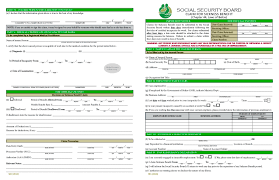 forms social security board sb1 sickness benefit