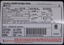 emerson spa motor wiring diagram wirdig magnetek century motor wiring diagram magnetek wiring diagrams