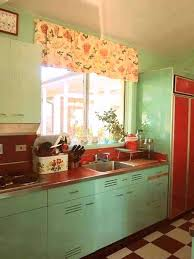 retro aqua blue kitchen cabinets and red laminate formica countertops sheets uk love