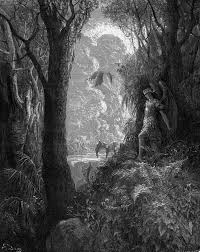 paradise lost ars magine an imaginarium of illogical continuum lucifer enters paradise