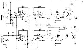 sensor circuit sensors detectors circuits next gr tracer receiver